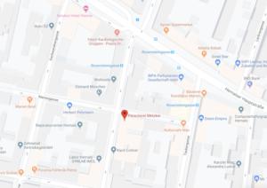 Fleischerei Metzker - Kontakt - Plan