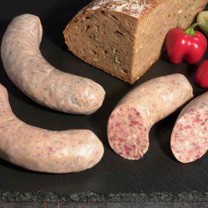 Leberwurst Fleischerei Metzker