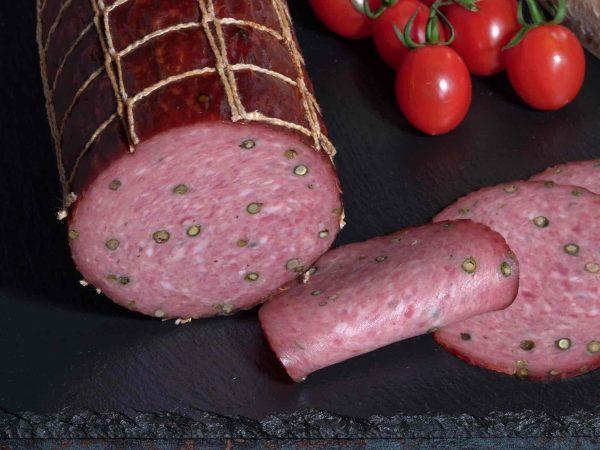 Pfefferwurst hart