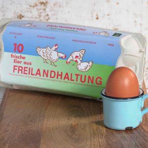 Eier - 10 Stück