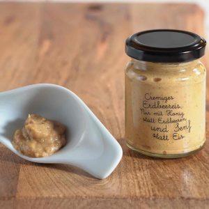 körniger Honigsenf