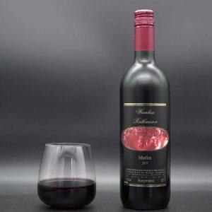 Merlot Weinbau Rathmann