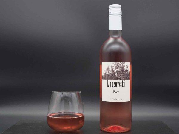 Rosé Weingut Mrozowski