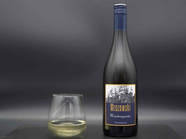 Weissburgunder Weingut Mrozowski