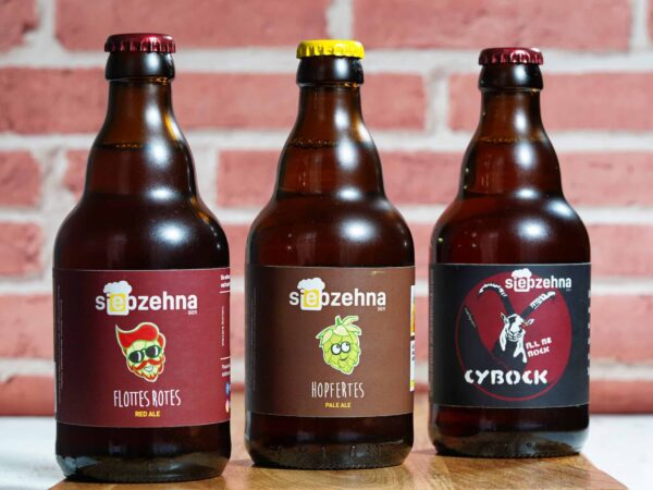 Siebzehna Bier