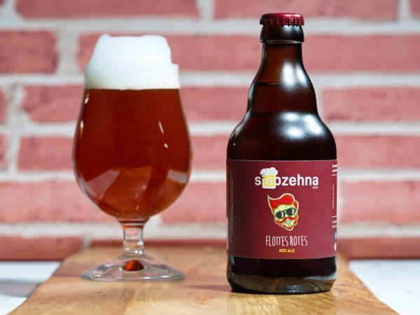 Flottes Rotes - Siebzehna Bier (Foto: Content Kitchen)